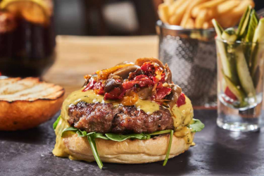 Paris Gourmet Burger